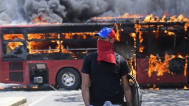 ONU llama a evitar toda violencia en Venezuela