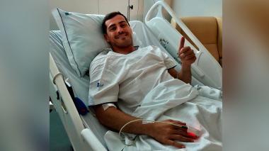 """""""Un susto grande, pero con las fuerzas intactas"""": Casillas tras sufrir infarto"""