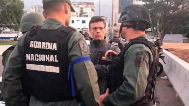 """España dice que Leopoldo López está como """"huésped"""" en residencia de su embajador en Venezuela"""