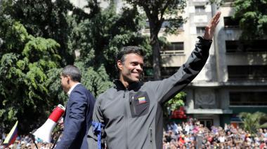 España descarta entregar a Leopoldo López a las autoridades venezolanas