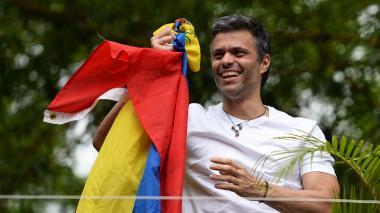 Leopoldo López habló con su familia y se encuentra bien