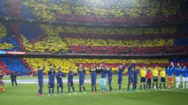 El Camp Nou supera los 92.000 espectadores en seis partidos esta temporada
