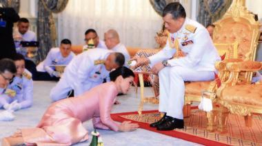 En video | Así será la pomposa coronación del rey de Tailandia