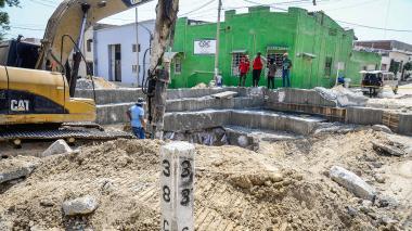 Vecinos advierten riesgo por trabajos en arroyo de Hospital