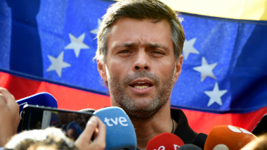 """""""Acoger a Leopoldo López es una decisión nacional"""": Unión Europea"""