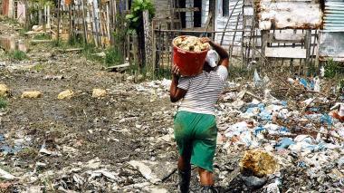 Índice de pobreza monetario subió a 27% en 2018: Dane