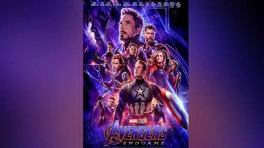 Avengers: Endgame, la segunda película más taquillera de la historia