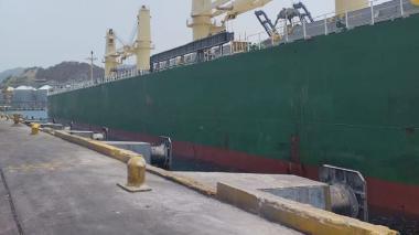 Un asiático y un colombiano mueren en accidente laboral en puerto de Santa Marta