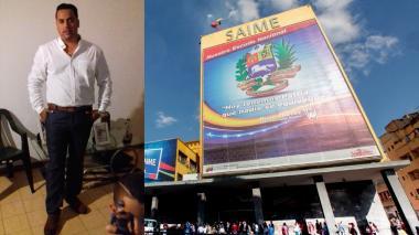 'Castor' fue trasladado con su mujer a calabozo en Caracas