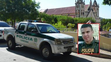 Policía sucreño asesinado era un destacado investigador del Gaula