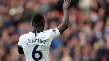 Dávinson Sánchez se perderá el encuentro entre Tottenham y Ajax por la Champions