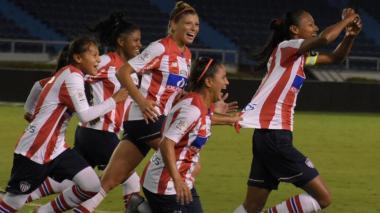 Liga Femenina Profesional del fútbol colombiano comenzará en julio