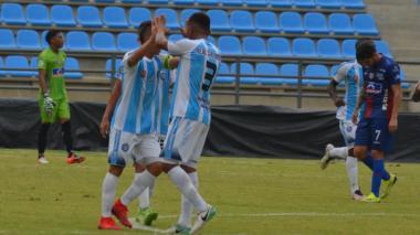 Unión hizo el papelón en Copa Águila: quedó eliminado