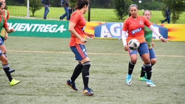 En Video | Jugadoras de la Selección Colombia, felices con el regreso de la Liga Femenina