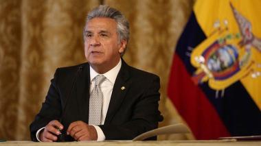 Lenín Moreno pide a Fiscalía que se investiguen sus cuentas de ONU