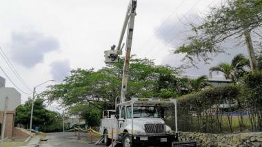 Estos son los sectores de Barranquilla y Soledad que estarán sin luz este viernes y sábado