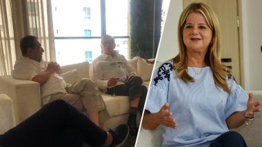 Gaviria aseguró apoyo liberal a la candidatura de Noguera: Fuad Char