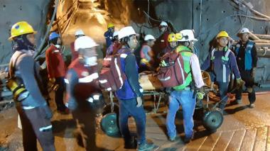 Evacúan preventivamente a 140 trabajadores de Hidroituango