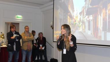 Corpoturismo fortalece conexión entre Cartagena y el continente europeo