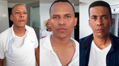 En video | Capturan a tres señalados de atracar restaurante en Las Nieves