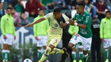 Siete colombianos estarán en la semifinal de la Liga mexicana entre América y León