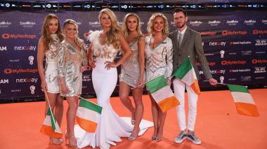 El ambiente de Eurovisión impregna Tel Aviv con desfile en Alfombra Naranja