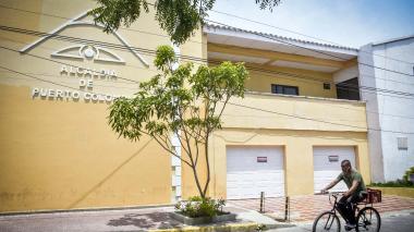 Sede de la Alcaldía del Municipio de Puerto.