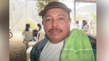 Wilson Saavedra, asesinado.