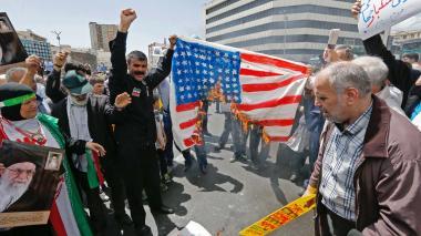 EEUU retira diplomáticos de Irak por amenaza