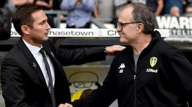 Lampard elimina a Bielsa y el Derby County jugará el ascenso con el Aston Villa
