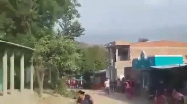 En video   El cambio de contraseña del wifi que terminó en pelea de vecinos en Santa Marta