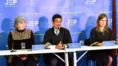 JEP compulsó copias contra funcionarios de la Fiscalía por no aportar pruebas contra Santrich