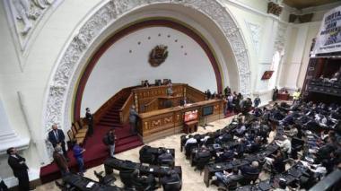 Cierran edificio administrativo de Parlamento venezolano por alarma de bomba