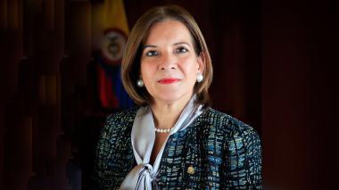 La abogada barranquillera Margarita Cabello.