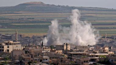 """Alertan de """"desastre humanitario"""" por ataques a hospitales en Siria"""