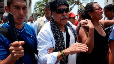 Le otorgan habeas corpus a 'Jesús Santrich'