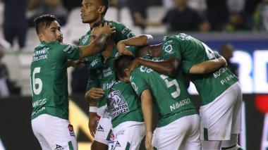 Cuatro colombianos de León avanzan a la final de la Liga mexicana