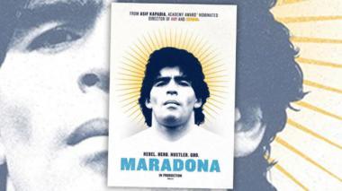 Film de Diego Maradona.