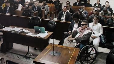 Santrich recusa a la jueza y dilata la audiencia