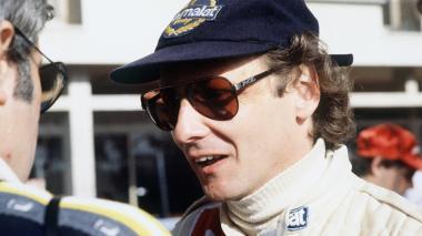 Niki Lauda en sus días como piloto de la Fórmula Uno.