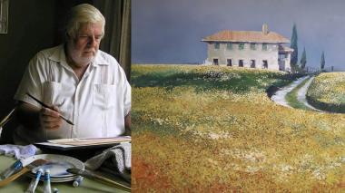 El arquitecto italiano Giancarlo Macchi Benigni, fallecido hace nueve años.