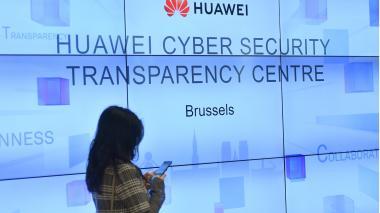 Centro de Ciberseguridad de Huawei