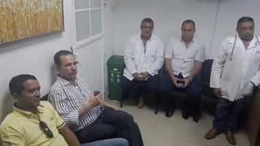 Con anuncio de pago, conjuran paro en hospital de Valledupar