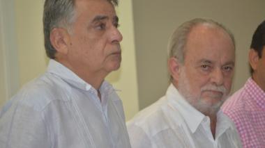 Jaime De la Ossa se posesiona como rector de Unisucre