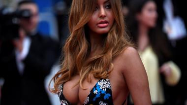 Filme 'Una chica fácil', con la exprostituta Zahia, premiado en Cannes