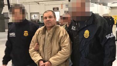 EEUU cree que 'El Chapo' pide ejercicio al aire libre para intentar escapar