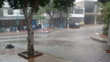 Hay altas probabilidades de lluvias para este fin de semana en Barranquilla: Ideam