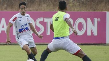 """""""Este va a ser un partido clave"""": Fabián Sambueza"""