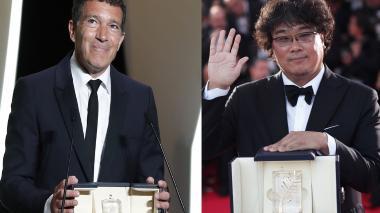 Banderas y Ho, los 'reyes' de Cannes