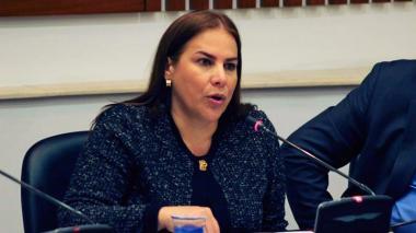 Martha Villalba, respresentante a la Cámara.